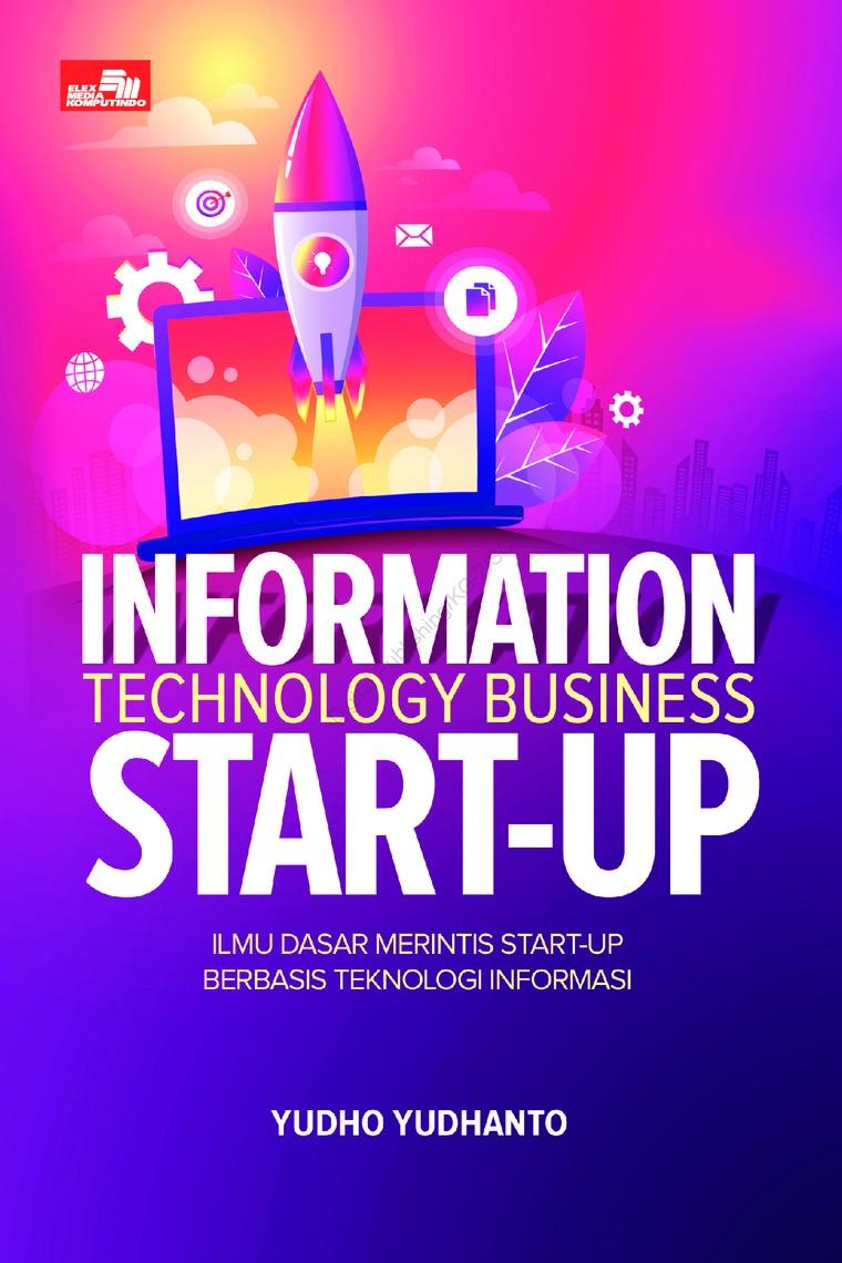 Buku Digital Information Technology Business Start-up oleh Yudha Yudhanto