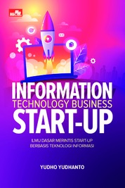 Cover Information Technology Business Start-up oleh Yudha Yudhanto