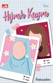 Laiqa: Hijrah Kayra by Fiatuzzahro Cover