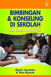 Cover Bimbingan dan Konseling di Sekolah oleh Martin Handoko