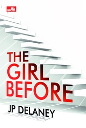 The Girl Before by JP Delaney Cover