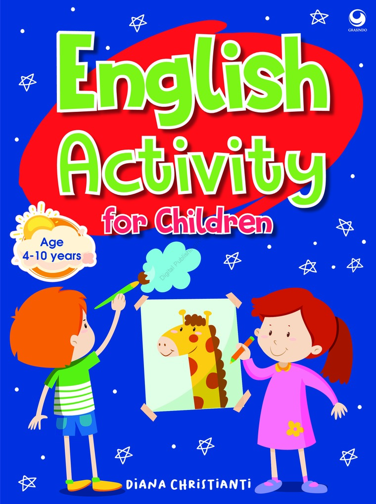 English Activity for Children by Diana Christianti Digital Book