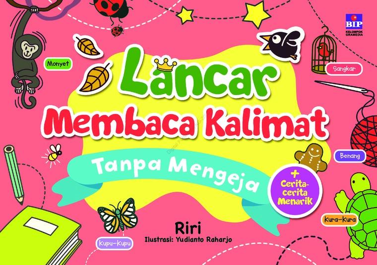 Buku Digital Lancar Membaca Kalimat Tanpa Mengeja oleh Riri