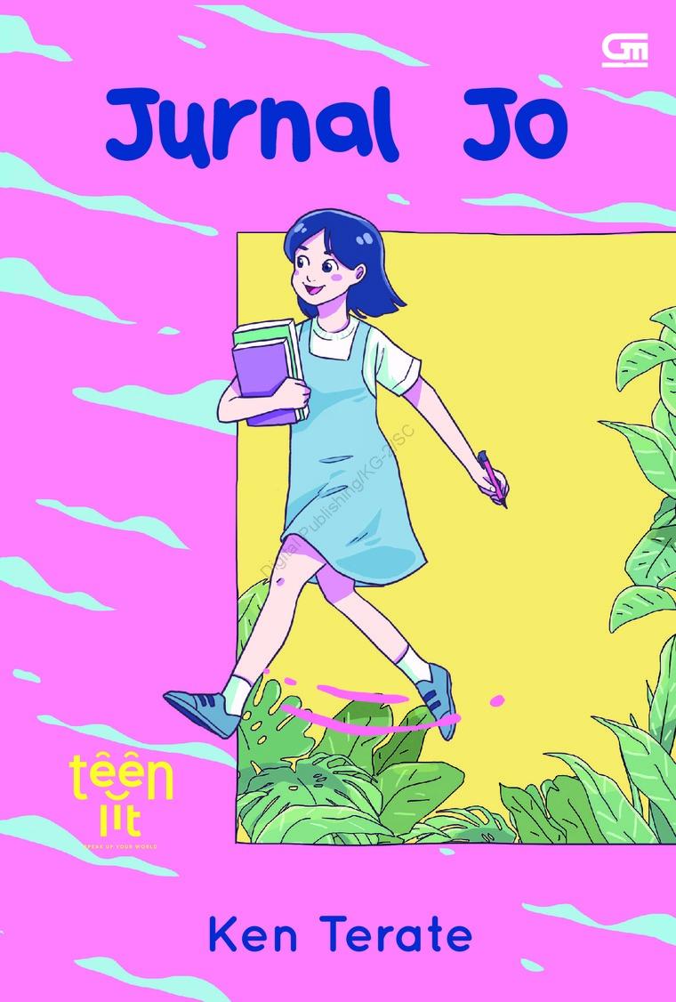 Buku Digital TeenLit: Jurnal Jo oleh Ken Terate