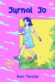 Cover TeenLit: Jurnal Jo oleh Ken Terate