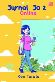 Cover TeenLit: Jurnal Jo#2: Online oleh Ken Terate