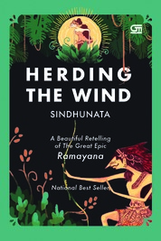 Cover Herding the Wind oleh Sindhunata