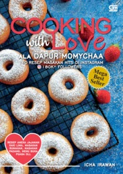 Cover Cooking With Love ala Dapur Momychaa oleh Icha Irawan