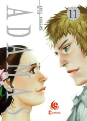 Cover LC: Adamas #11 oleh Ryouji Minagawa