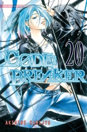 Code: Breaker 20 by Akimine Kamijyo Cover