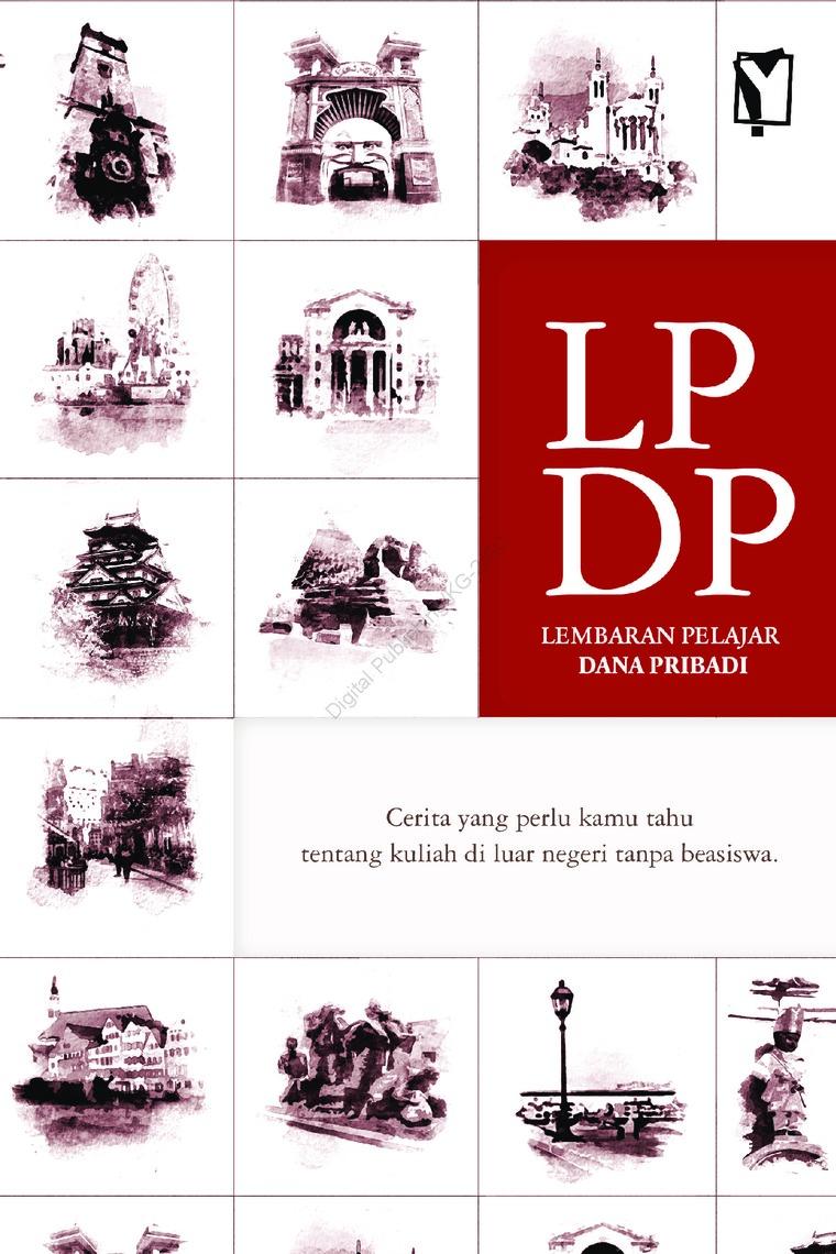 Buku Digital LPDP: Lembaran Pelajar Dana Pribadi oleh Kreeshna Manganju