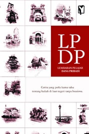 LPDP: Lembaran Pelajar Dana Pribadi by Kreeshna Manganju Cover