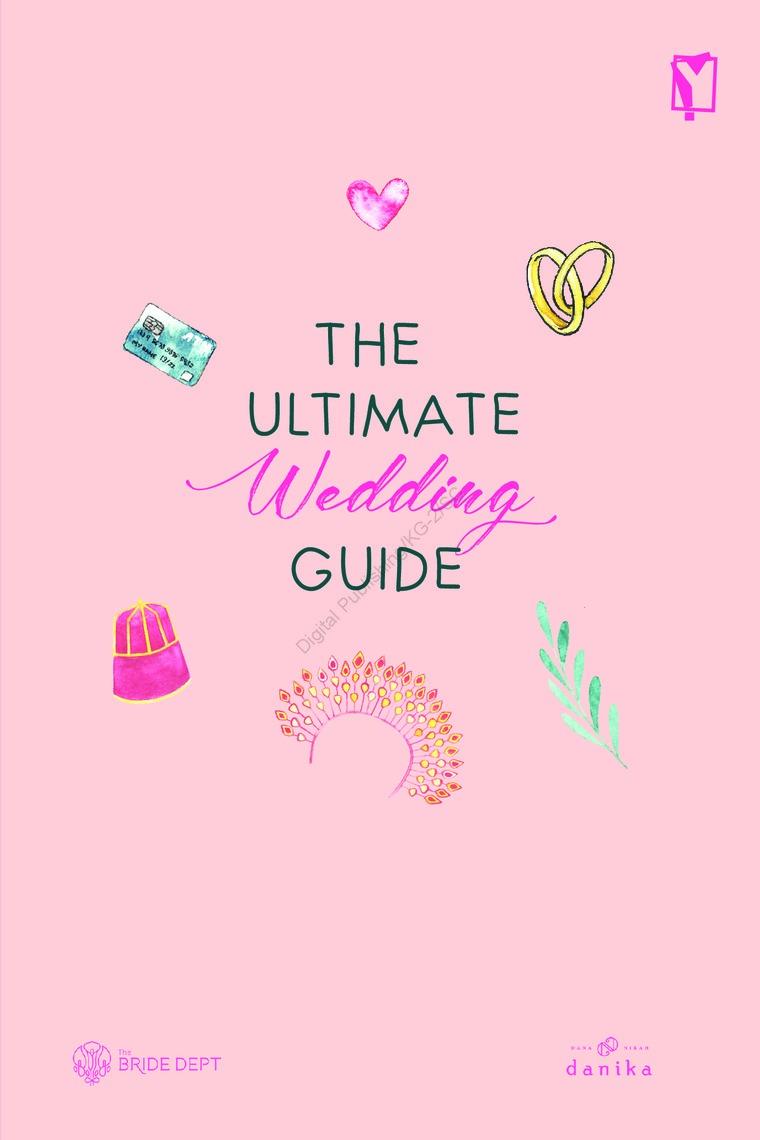 Buku Digital The Ultimate Wedding Guide oleh Caroline Muliawan