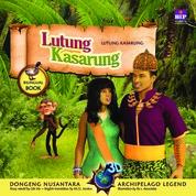 Cover Seri Dongeng 3D Nusantara: Lutung Kasarung oleh Lilis Hu