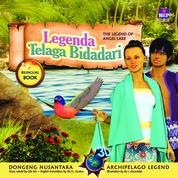 Cover Seri Dongeng 3D Nusantara: Legenda Telaga Bidadari oleh Lilis Hu
