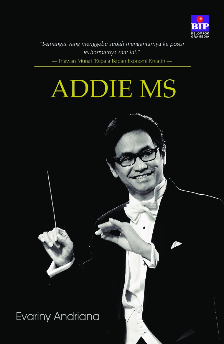 Buku Digital Addie MS oleh Evariny Andriana