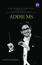 Cover Addie MS oleh Evariny Andriana