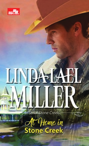 CR: At Home in Stone Creek by Linda Lael Miller Cover