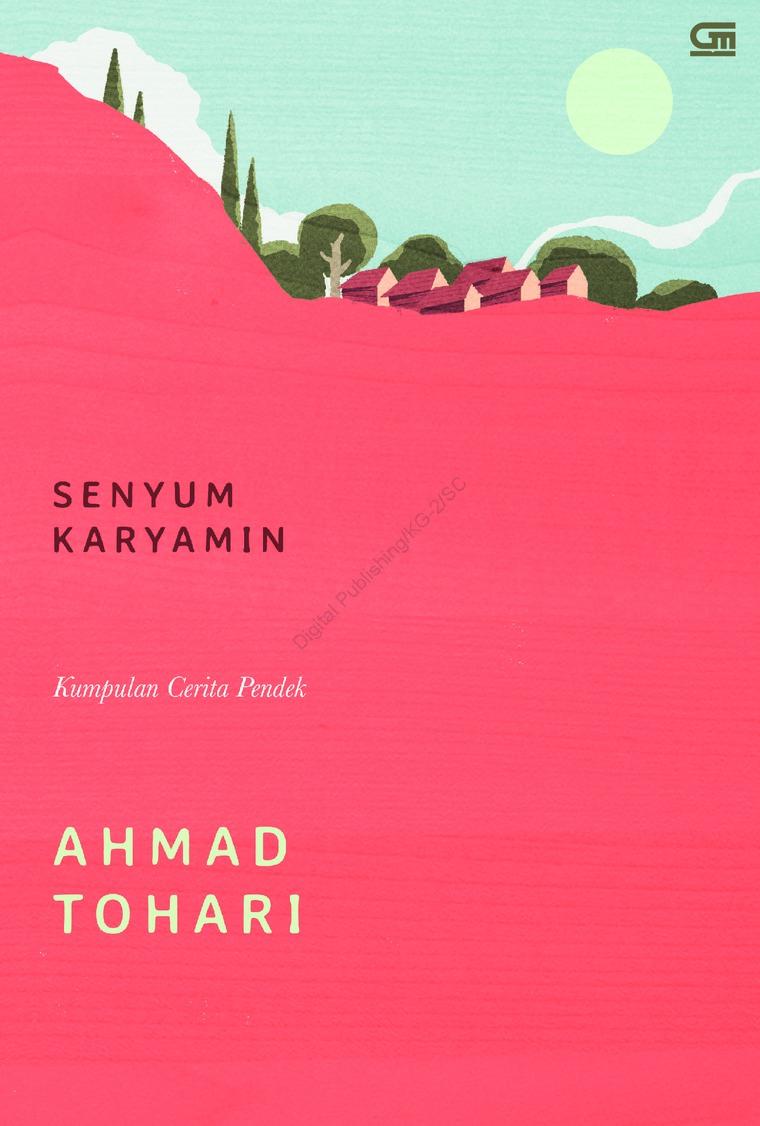 Buku Digital Senyum Karyamin oleh Ahmad Tohari