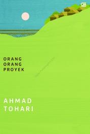 Cover Orang-Orang Proyek oleh Ahmad Tohari