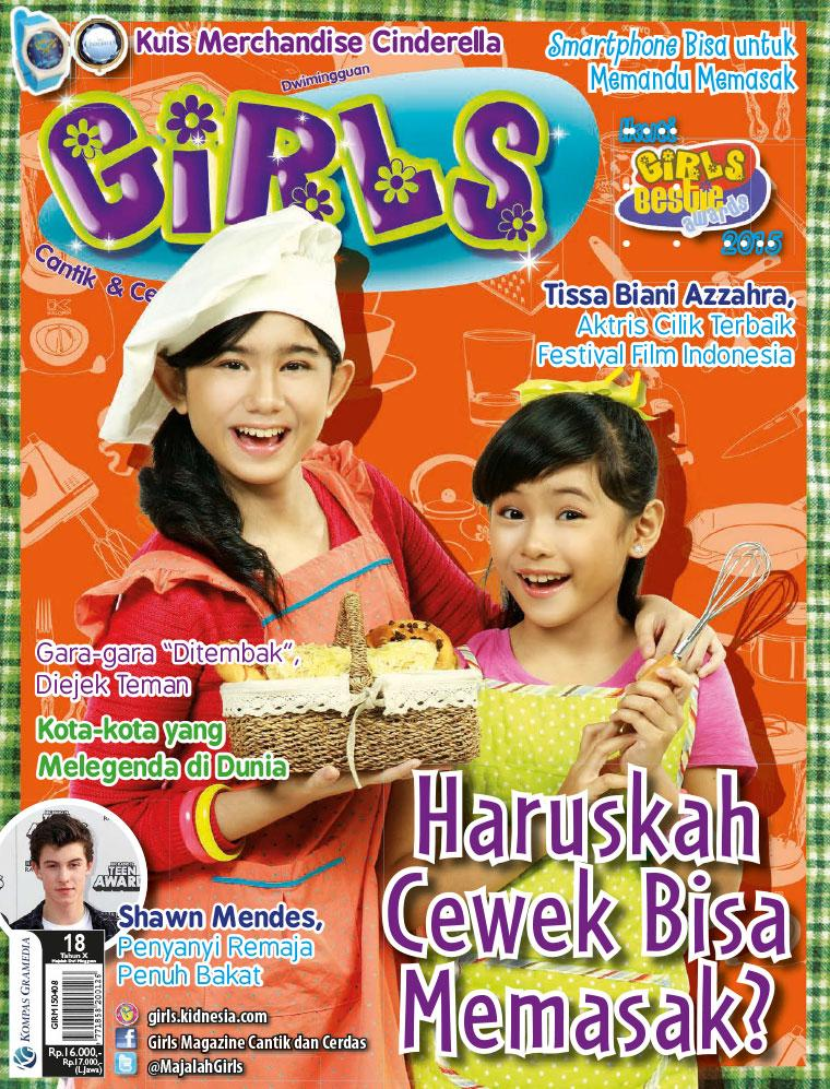 Majalah Digital GIRLS ED 18 2015