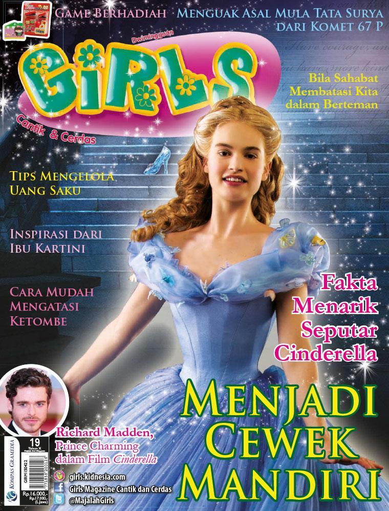 GIRLS Digital Magazine ED 19 2015