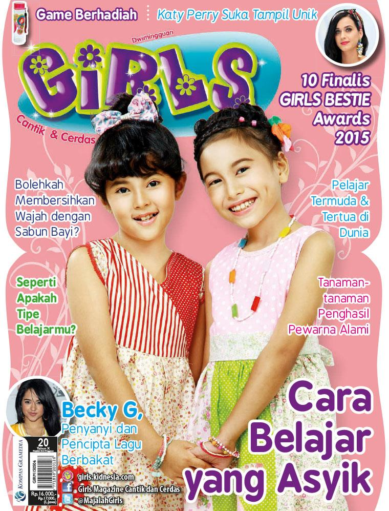 Majalah Digital GIRLS ED 20 2015