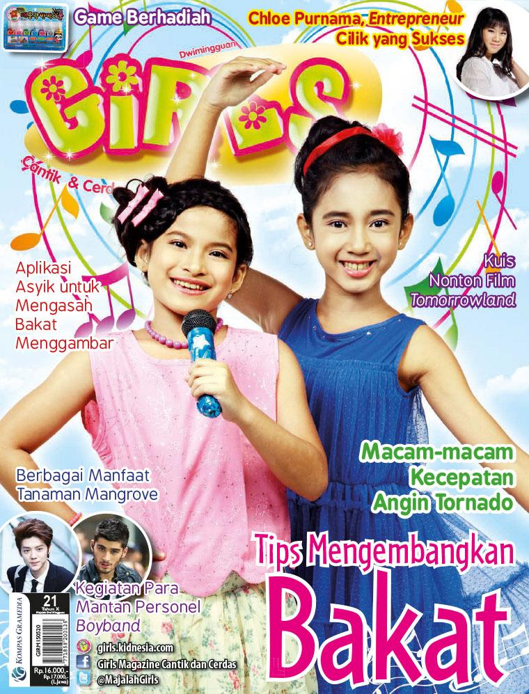 Majalah Digital GIRLS ED 21 2015