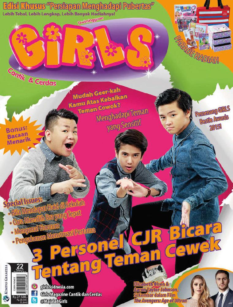Majalah Digital GIRLS ED 22 2015