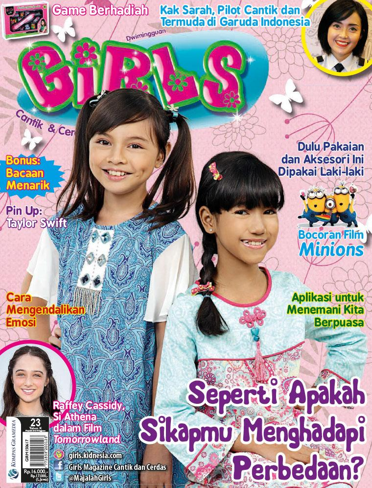 GIRLS Digital Magazine ED 23 2015