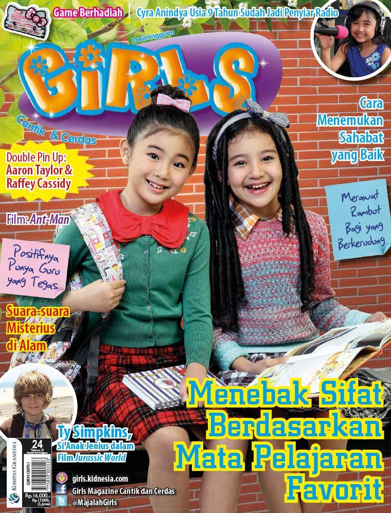 Majalah Digital GIRLS ED 24 2015