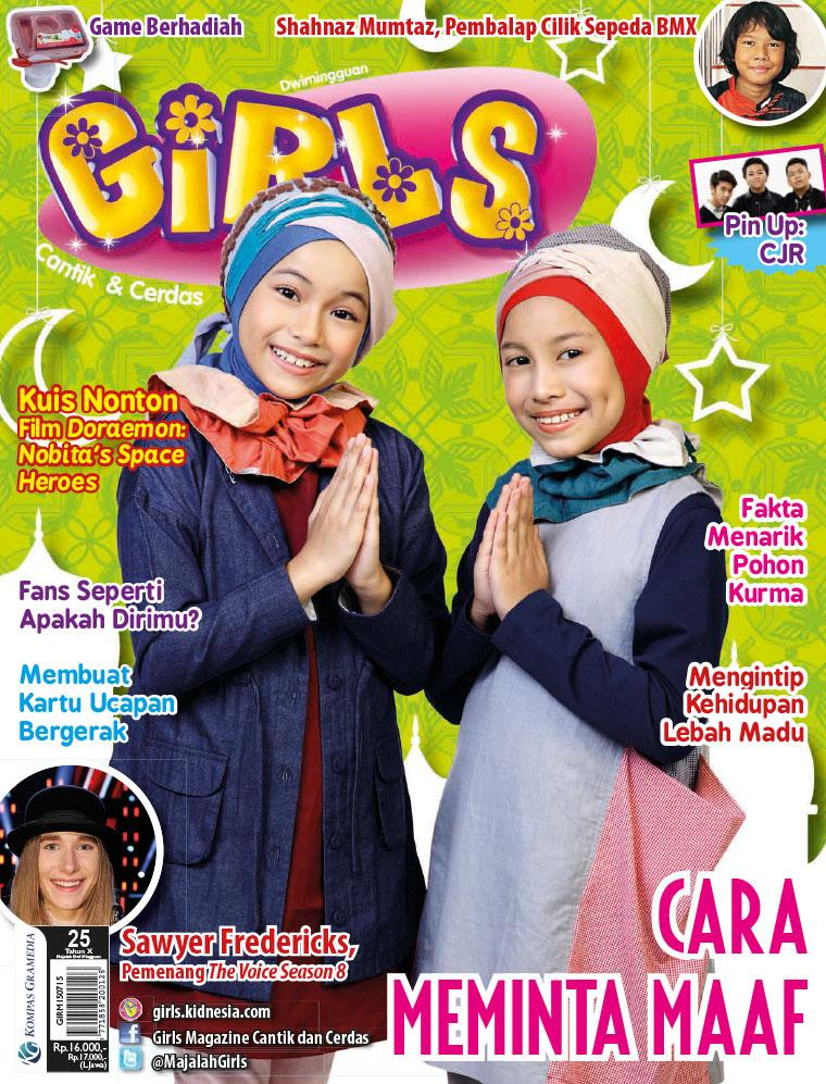 Majalah Digital GIRLS ED 25 2015