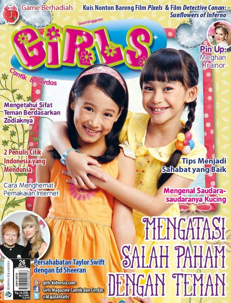 Majalah Digital GIRLS ED 26 2015