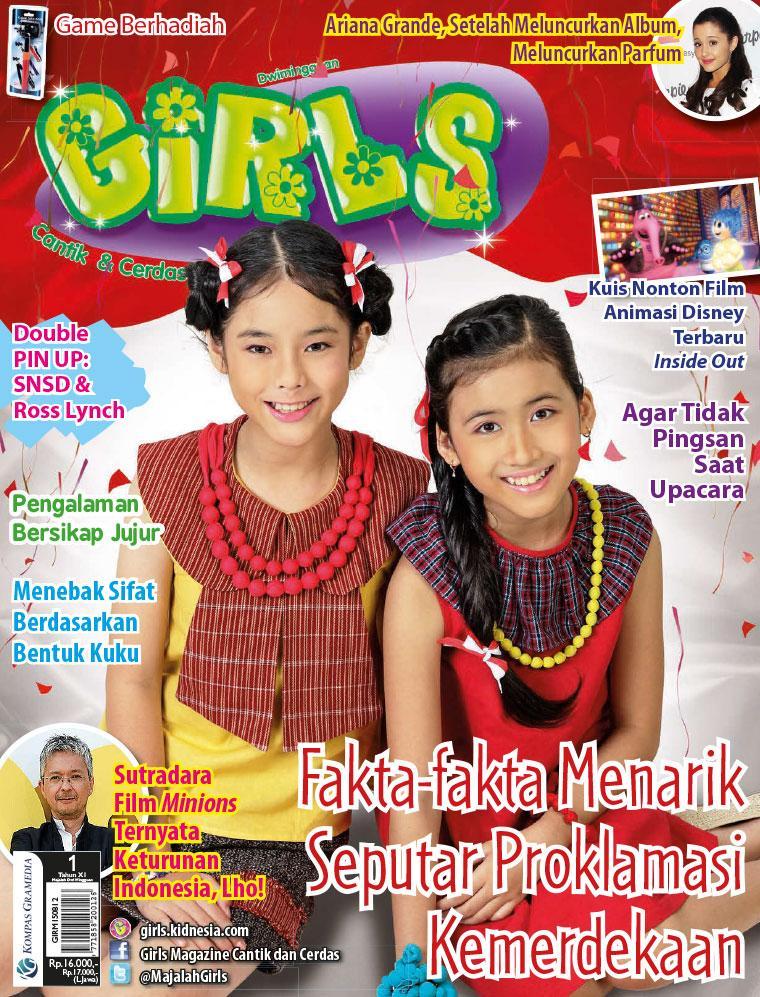 GIRLS Digital Magazine ED 01 2015