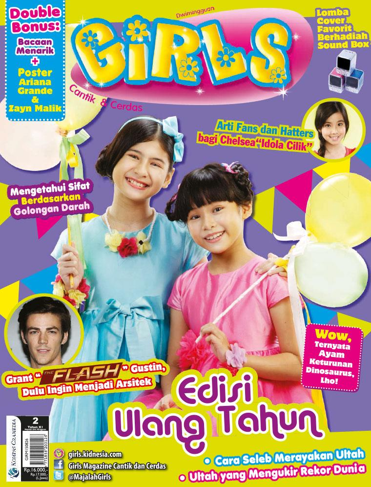 GIRLS Digital Magazine ED 02 2015