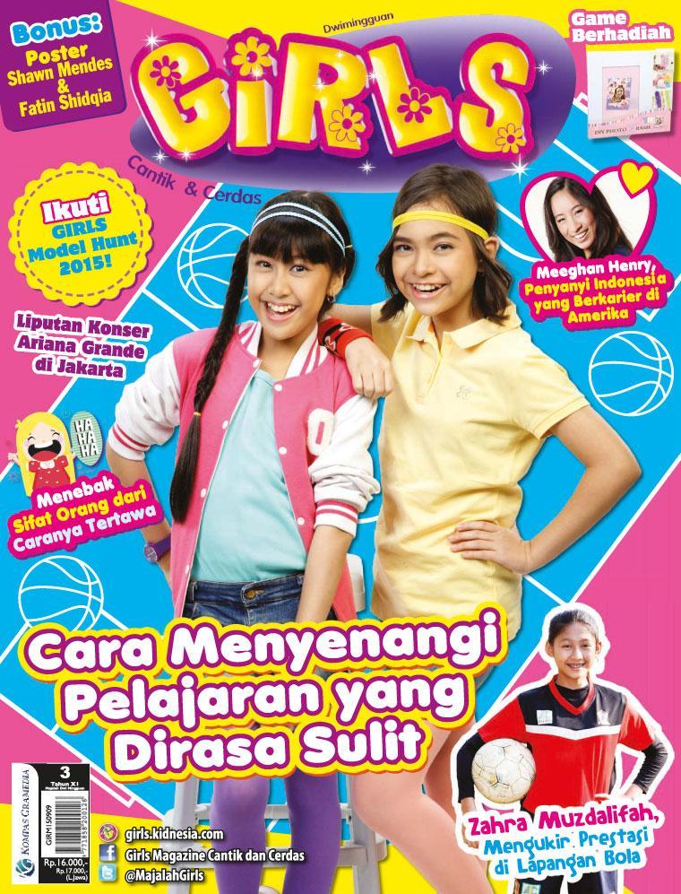 Majalah Digital GIRLS ED 03 2015