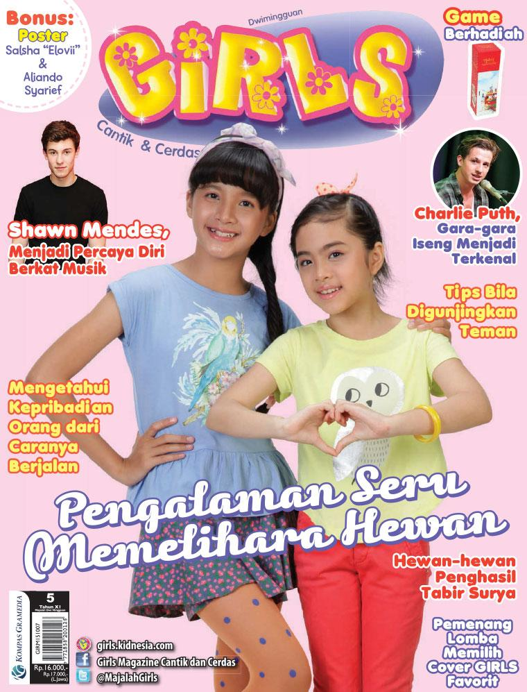 Majalah Digital GIRLS ED 05 2015