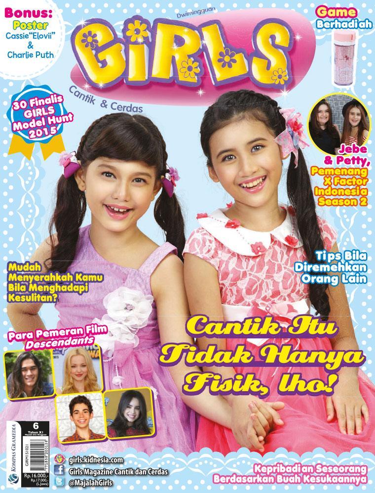 Majalah Digital GIRLS ED 06 2015