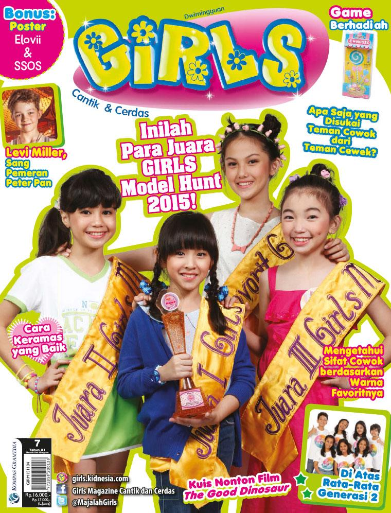 Majalah Digital GIRLS ED 07 2015