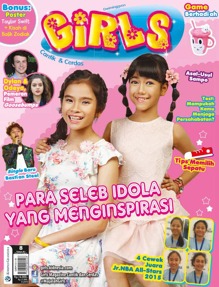 GIRLS Digital Magazine ED 08 2015