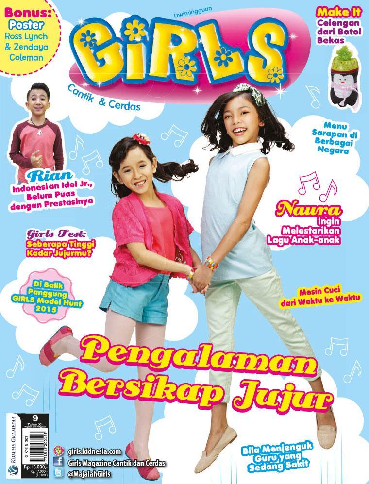 GIRLS Digital Magazine ED 09 2015