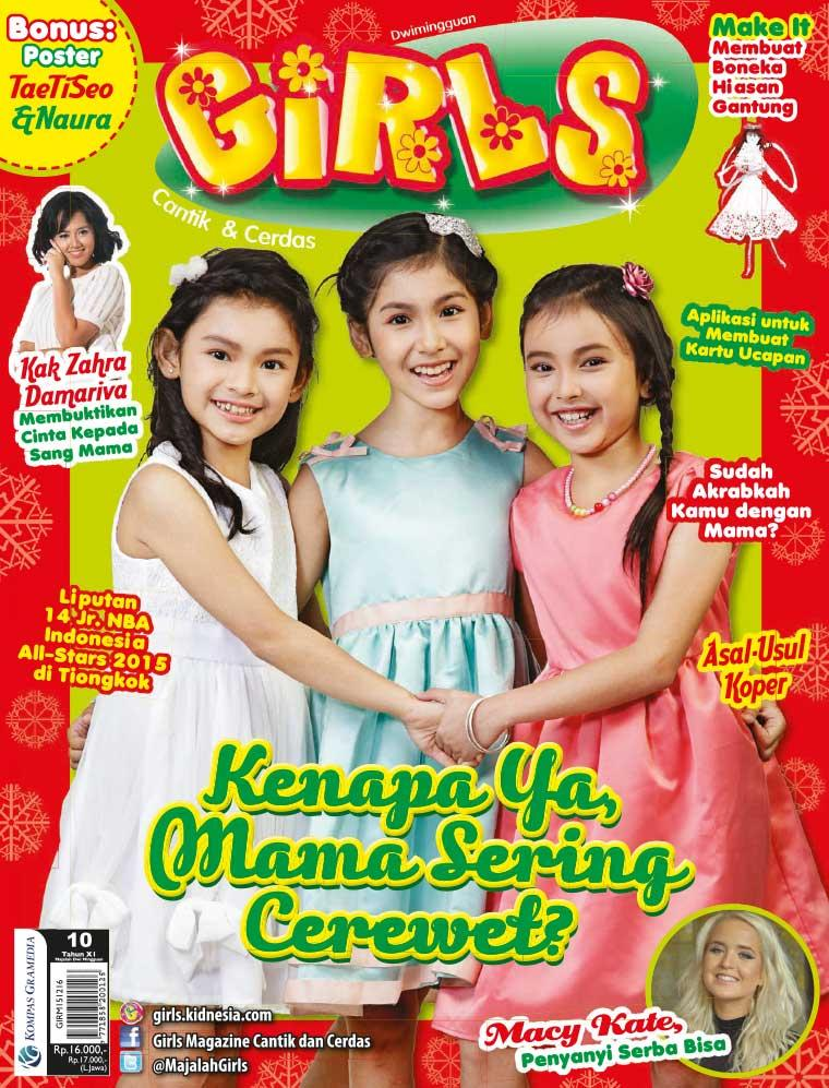 Majalah Digital GIRLS ED 10 2015