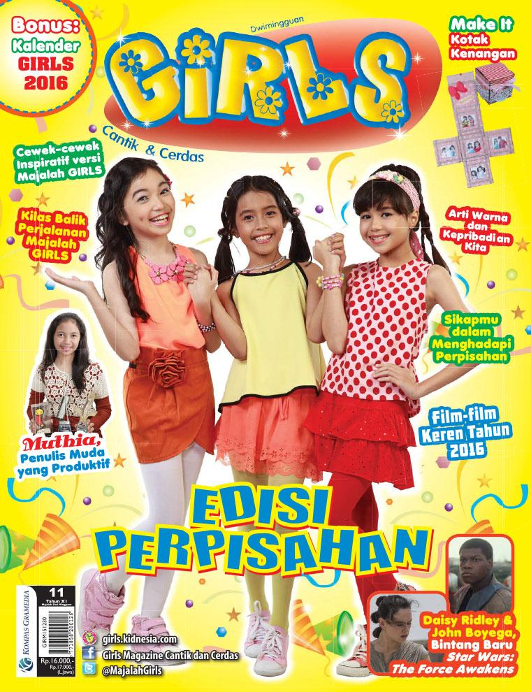 Majalah Digital GIRLS ED 11 2016