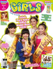 GIRLS Magazine Cover ED 07 2015