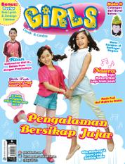 GIRLS Magazine Cover ED 09 2015