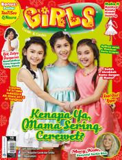 GIRLS Magazine Cover ED 10 2015