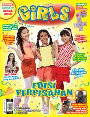 Cover Majalah GIRLS ED 11 2016