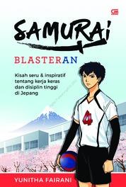 Samurai Blasteran by Yunitha Fairani Cover