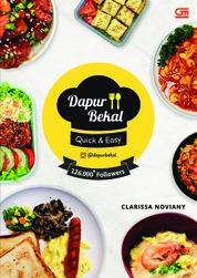 Cover Dapur Bekal Quick & Easy oleh Clarissa Noviany
