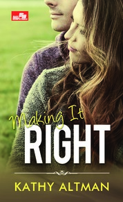 CR: Making It Right by Kathy Altman Cover